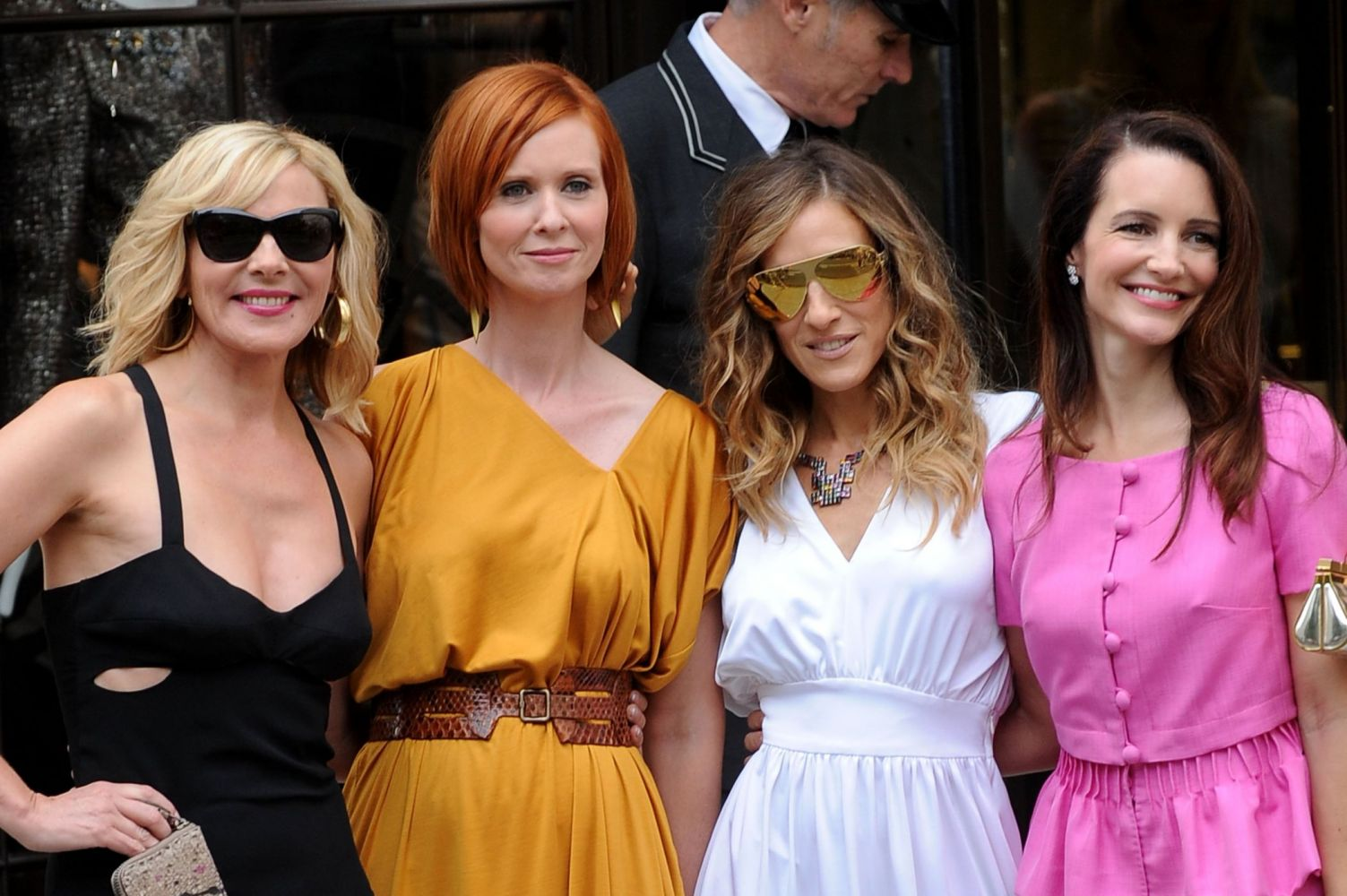 Sex And The City Cast Come Together