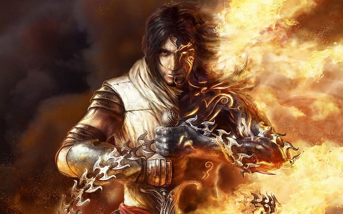 PRINCE Of PERSIA fantasy warrior action fighting platform adventure wallpaper