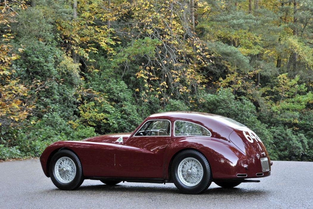 1948 ALFA ROMEO 6C COMPETIZIONE COUPE cars classic wallpaper