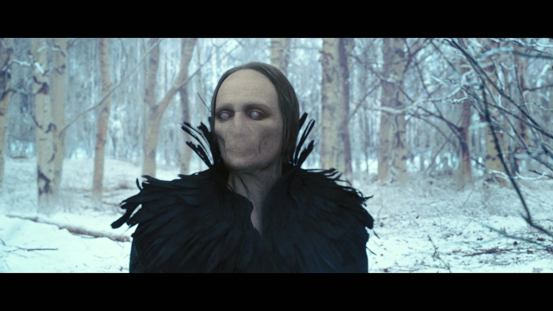 SNOW WHITE HUNTSMAN fantasy action adventure disney ...