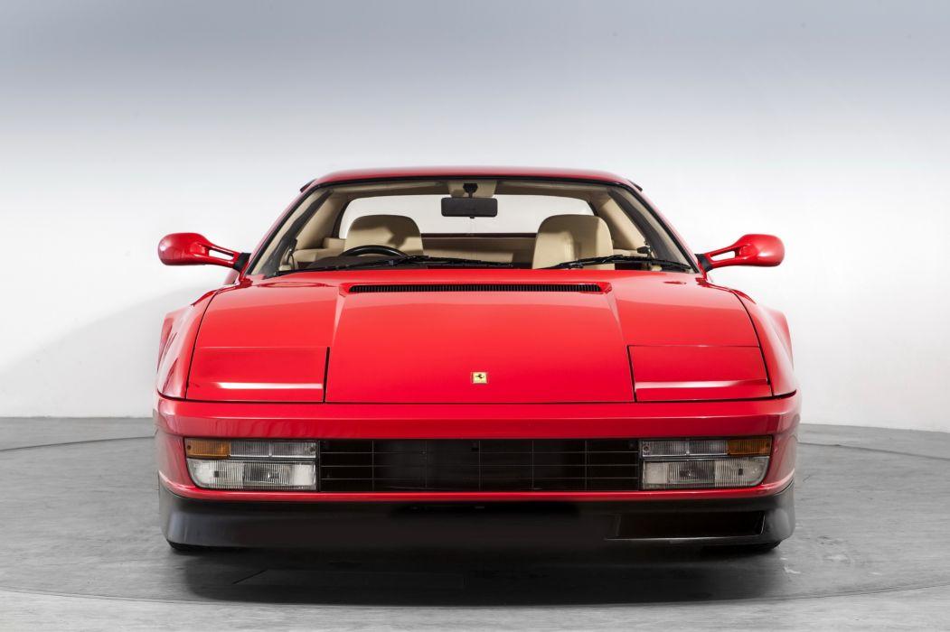 1987 Ferrari Testarossa UK-spec cars wallpaper