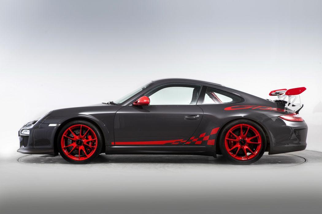 Porsche 911 GT3 RS Coupe UK-spec 2009 cars wallpaper
