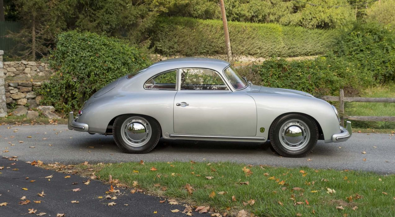 1958 PORSCHE 356-A COUPE Classic Old Vintage Original -14 wallpaper