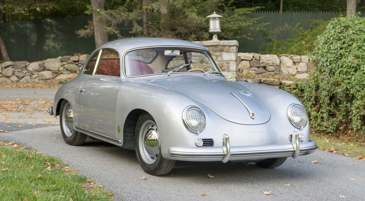 1958 PORSCHE 356-A COUPE Classic Old Vintage Original -15 wallpaper