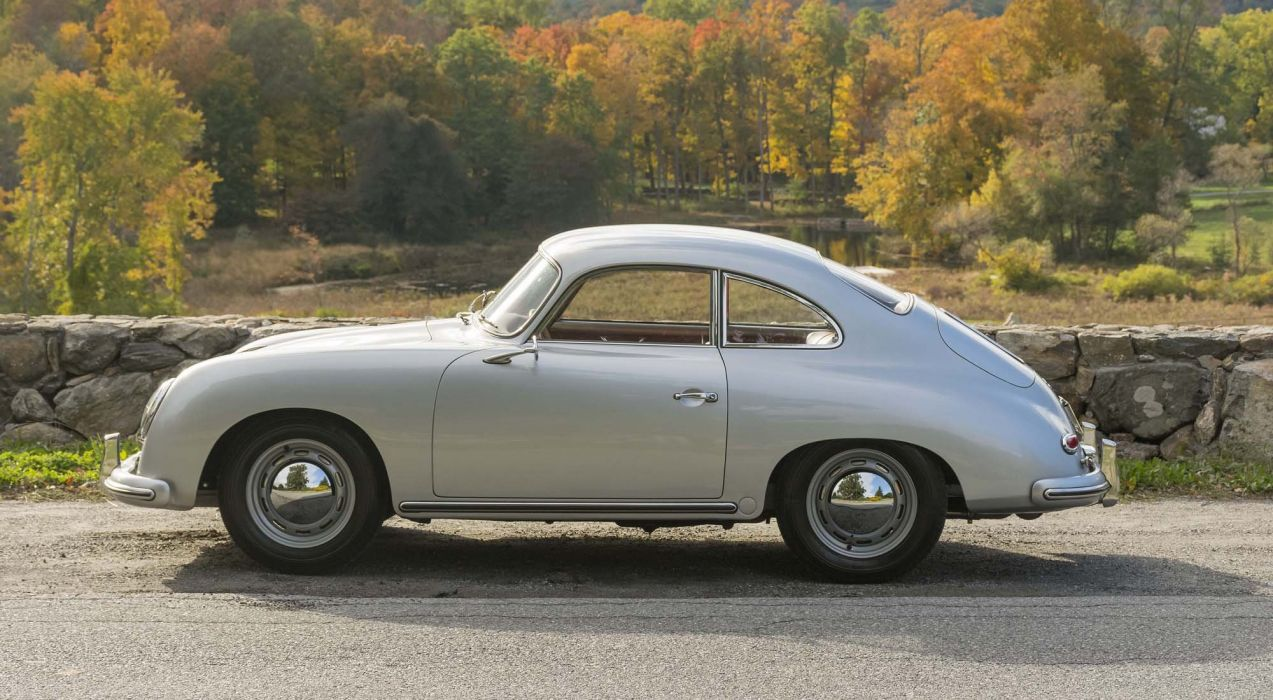 1958 PORSCHE 356-A COUPE Classic Old Vintage Original -16 wallpaper