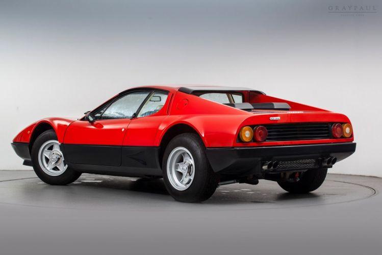 1980 Ferrari Berlinetta Boxer 512 Classic Old Exotic Sport Supercar Italy -02 wallpaper