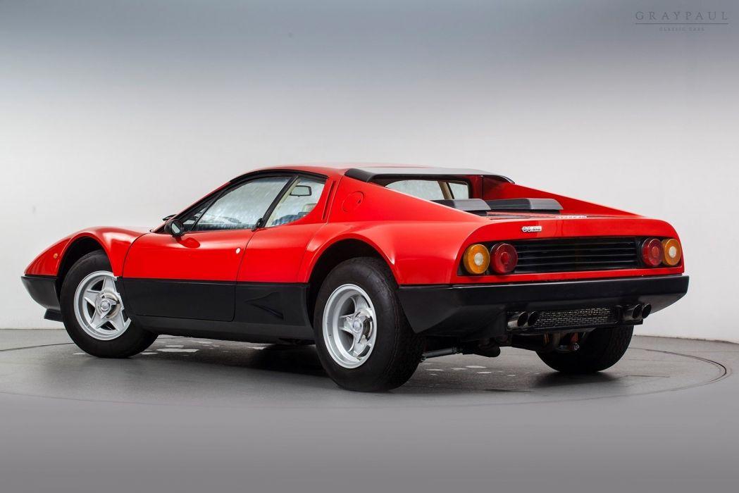 1980 Ferrari Berlinetta Boxer 512 Classic Old Exotic Sport Supercar