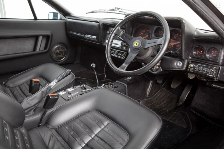 1983 Ferrari Berlinetta Boxer I-512 Classic Old Exotic Sport Supercar Italy -09 wallpaper