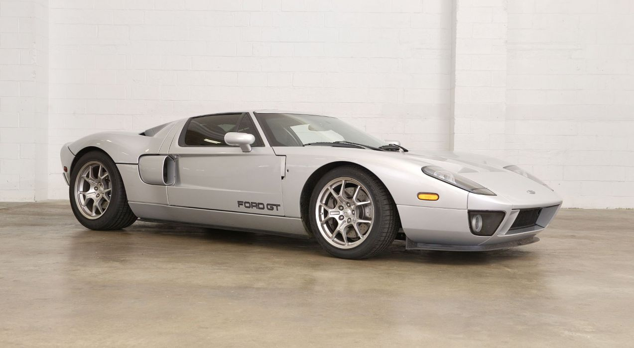 2005 FORD GT Super car Super Street -02 wallpaper