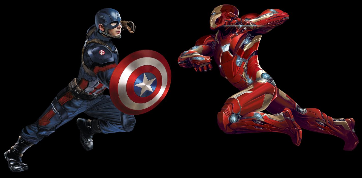 CAPTAIN AMERICA 3 Civil War marvel superhero action fighting 1cacw warrior sci-fi poster wallpaper