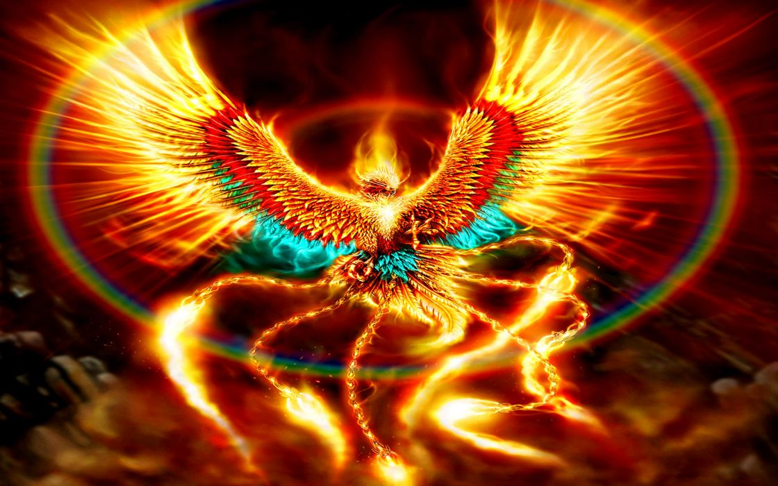 art artwork fantasy artistic original abstract abstraction psychedelic color neon glow bright wallpaper