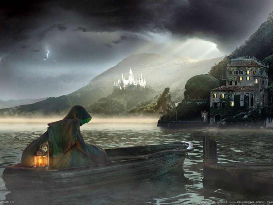 Dark Art Artwork Fantasy Artistic Original Psychedelic
