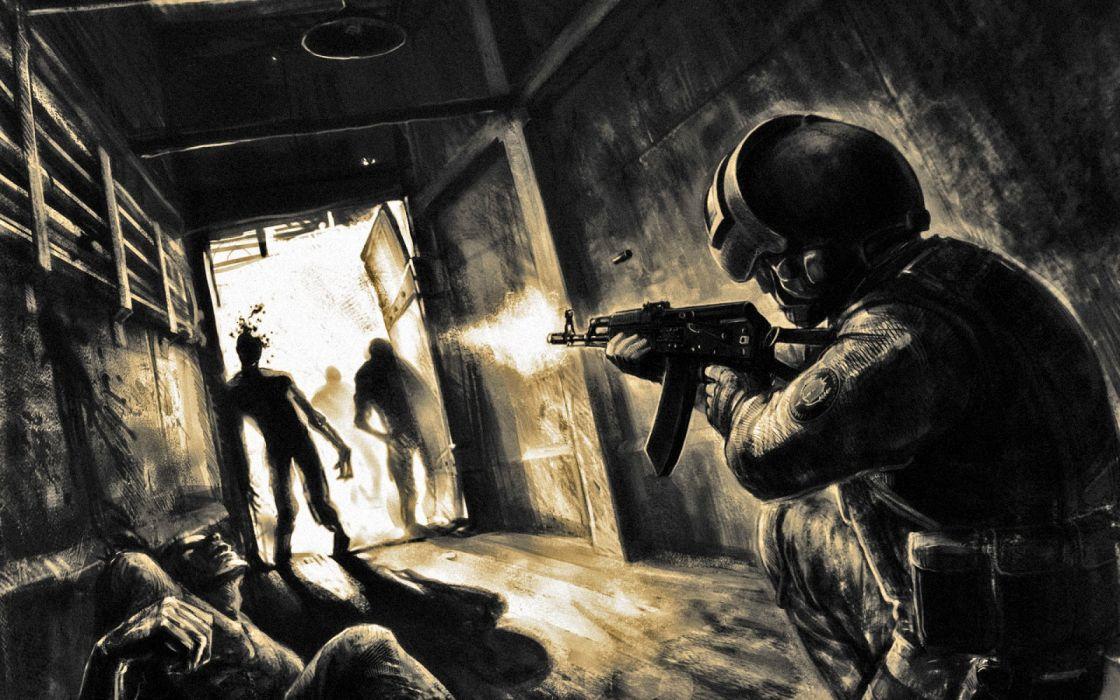 dark art artwork fantasy artistic original psychedelic horror evil creepy scary wallpaper