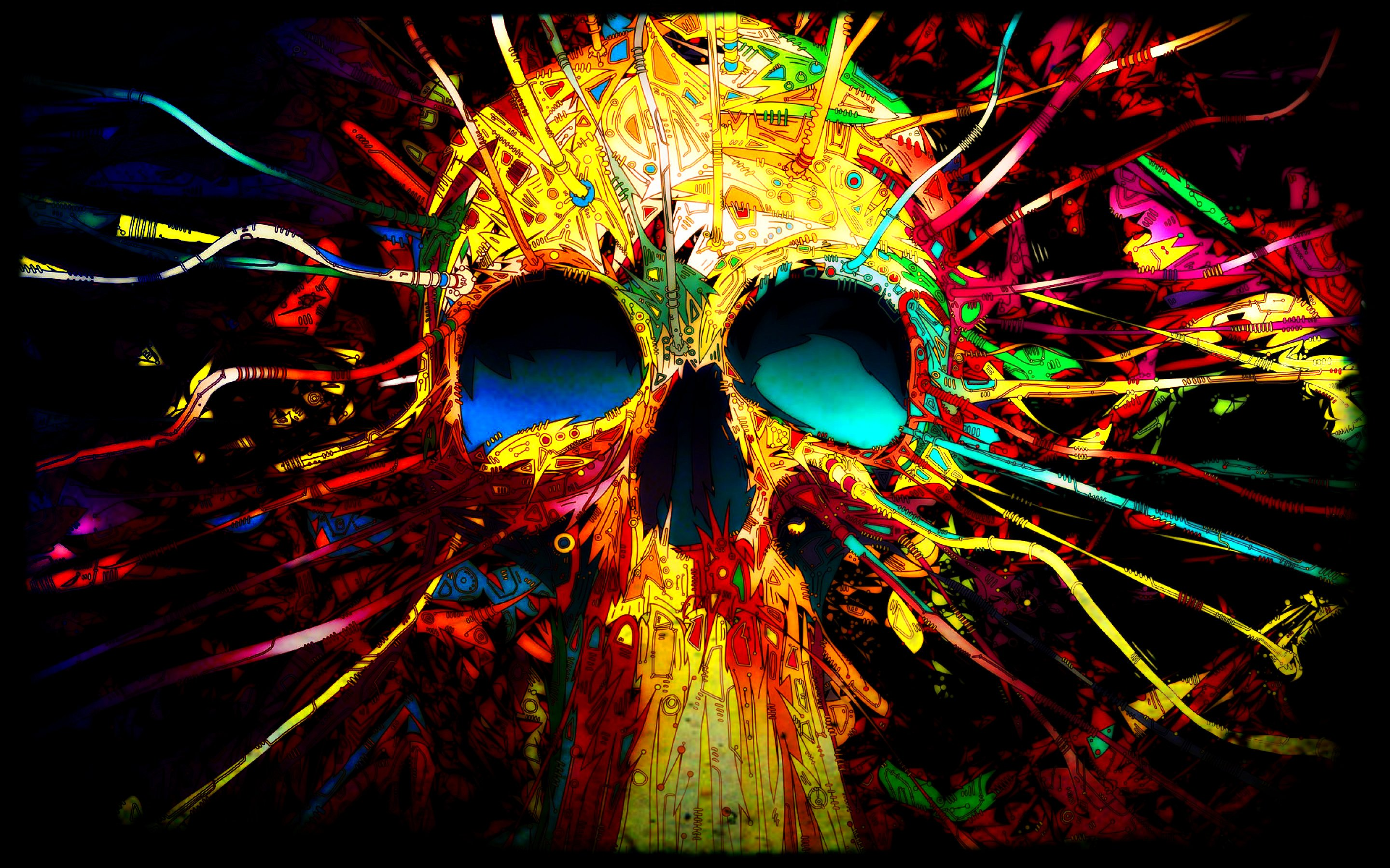 The gallery for --> Dark Psychedelic Art