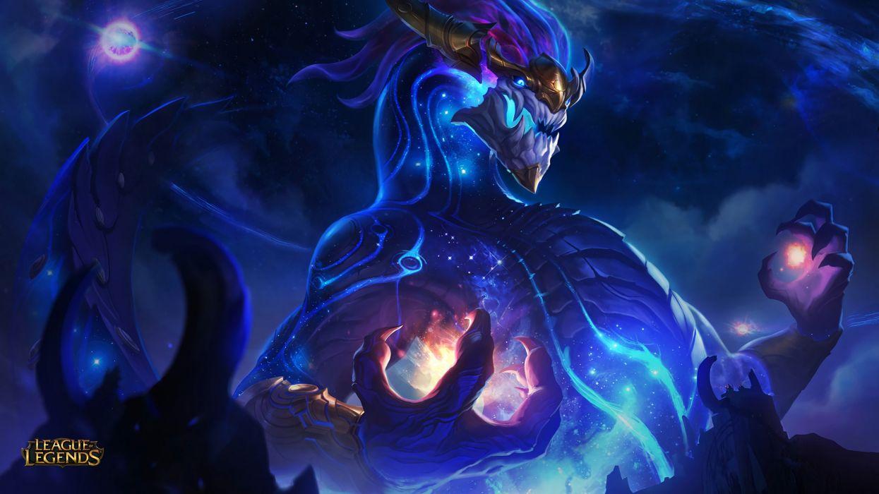 Aurelion Sol League Of Legends wallpaper