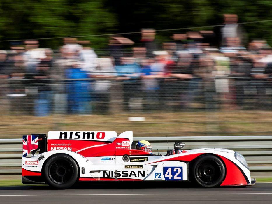 2013 Zytek Nissan Z11SN wec race raxing rally lemans le-mans wallpaper