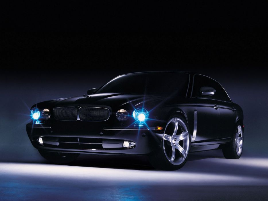 2004 Jaguar Concept Eight X350 luxury wallpaper