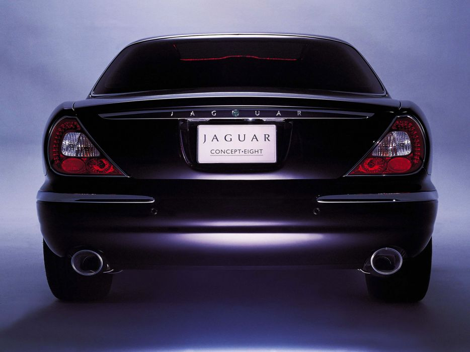 2004 Jaguar Concept Eight X350 luxury wallpaper