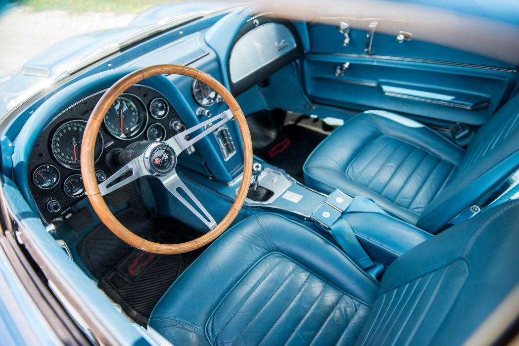1966 Chevrolet Corvette Sting Ray L30 Sport Coupe muscle classic supercar stingray wallpaper