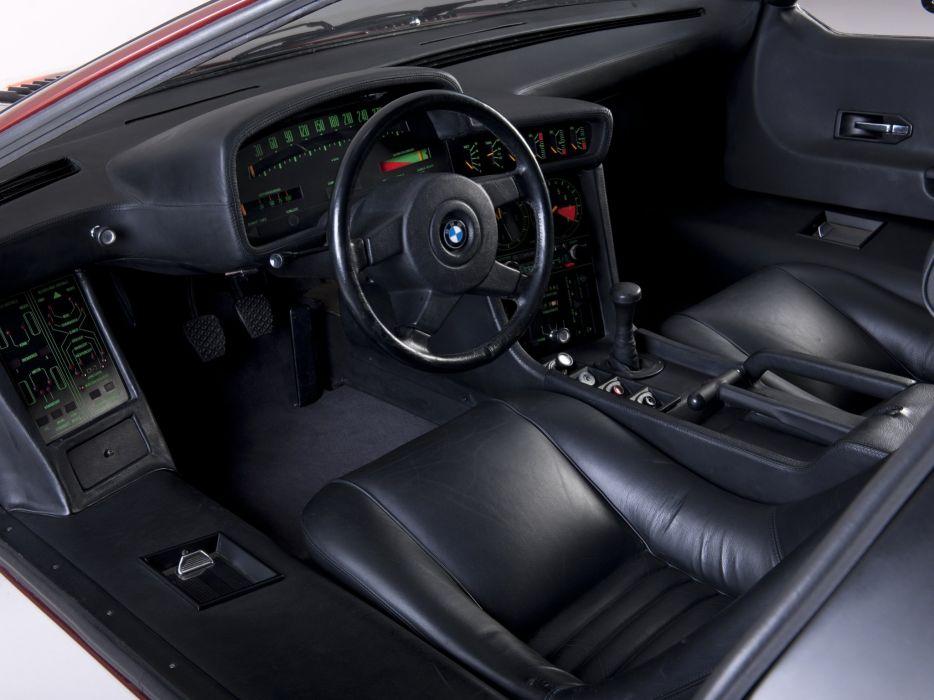 1972 BMW Turbo Concept E25 classic supercar wallpaper | 2048x1536 ...