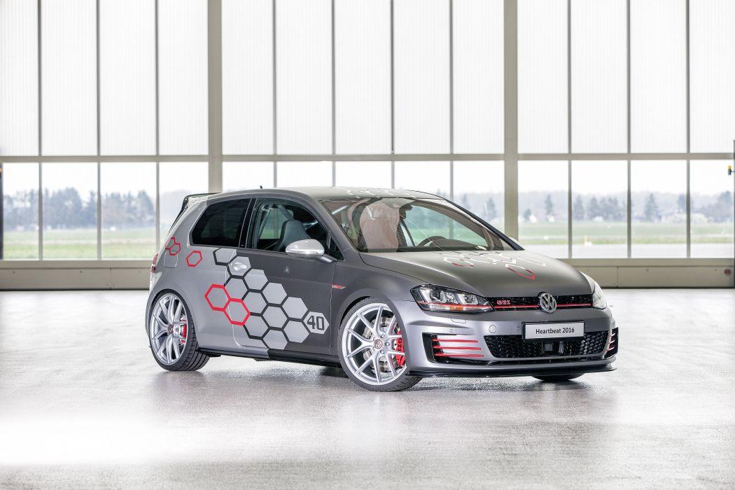 2016 Volkswagen Golf GTI Heartbeat Typ-5G tuning wallpaper