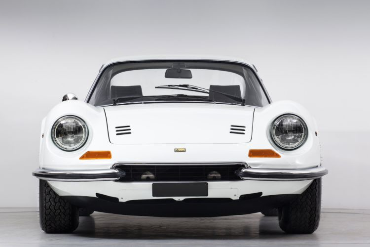 1971-74 Dino 246 G-T UK-spec Tipo 607E Pininfarina race racing supercar classic wallpaper