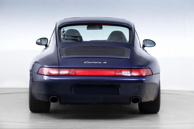 1995 Porsche 911 Carrera 4 3 6 Coupe UK-spec 993 wallpaper