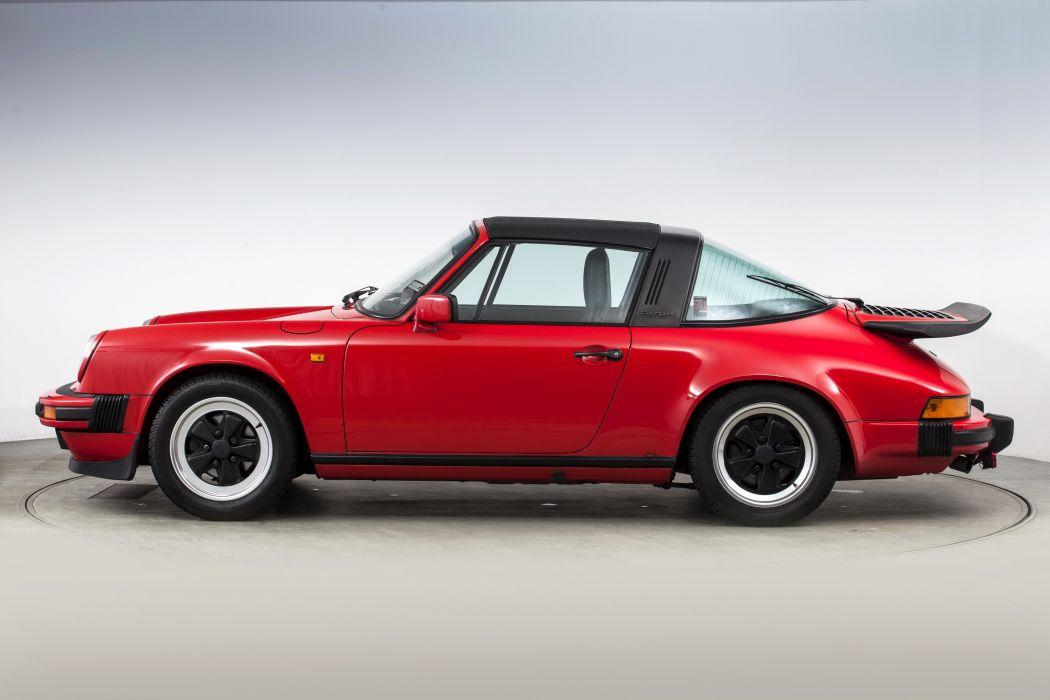 1986 Porsche 911 Carrera 3 2 Targa Uk Spec Wallpaper 4096x2731 949382 Wallpaperup