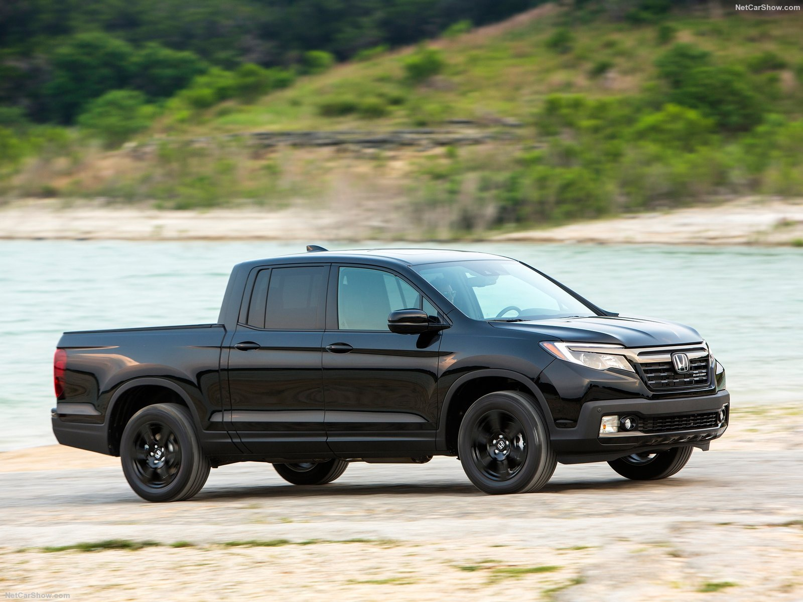 2016 Black Cars Edition Honda Pickup Ridgeline Wallpaper