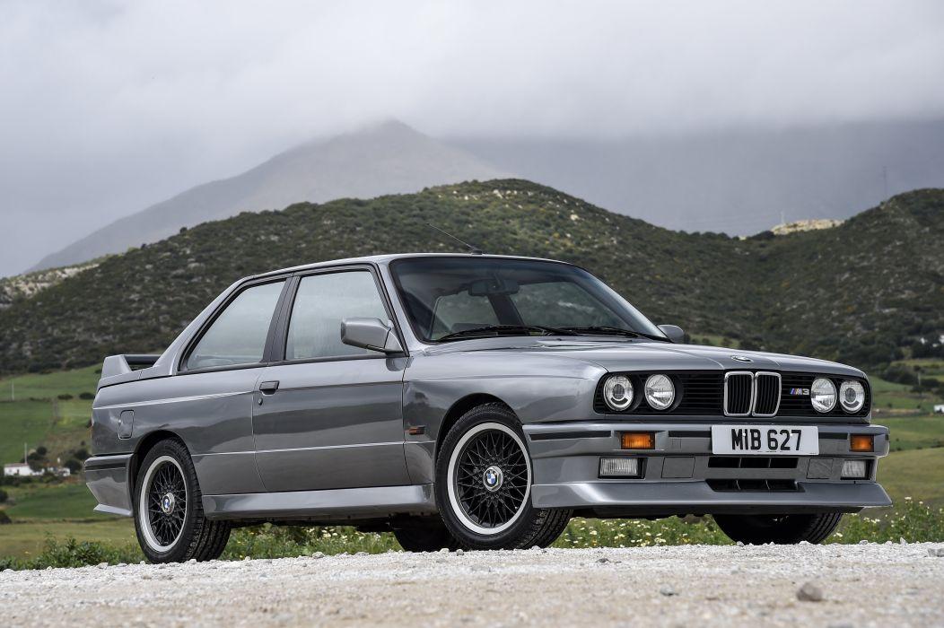 1989 BMW M-3 Roberto Ravaglia Edition E30 wallpaper