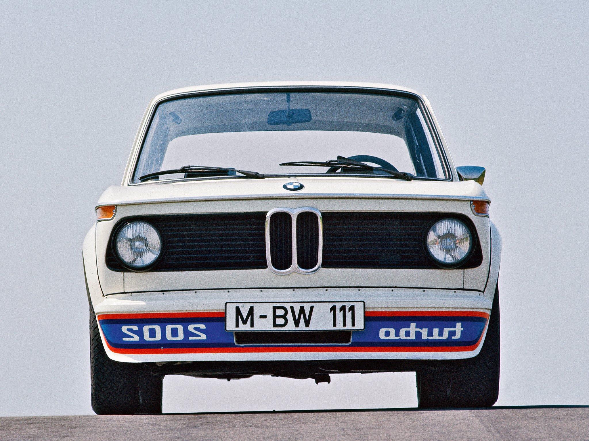 1974 BMW 2002 Turbo E20 Classic Wallpaper