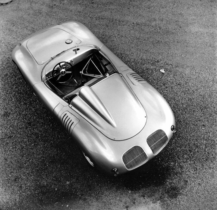 1959 Porsche 718 RSK race racing retro wallpaper