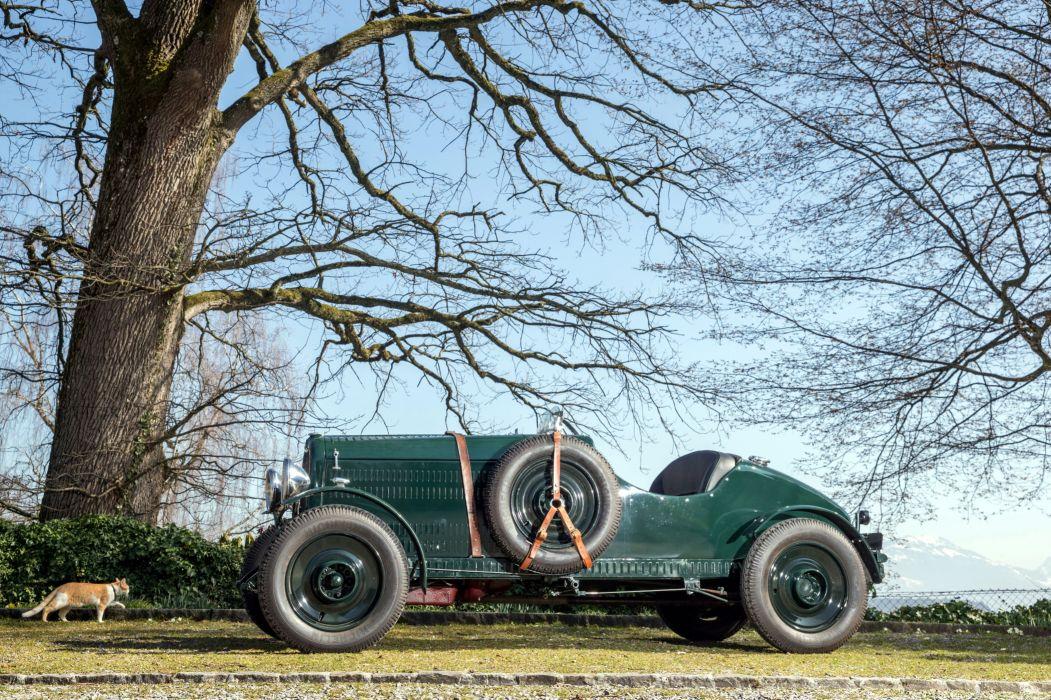 1933 Delahaye 122 Brookland Special retro vintage race racing wallpaper