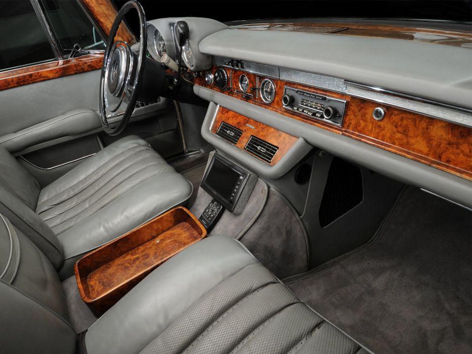 1964-81 Mercedes Benz 600 6-door Pullman Limousine W100 luxury wallpaper