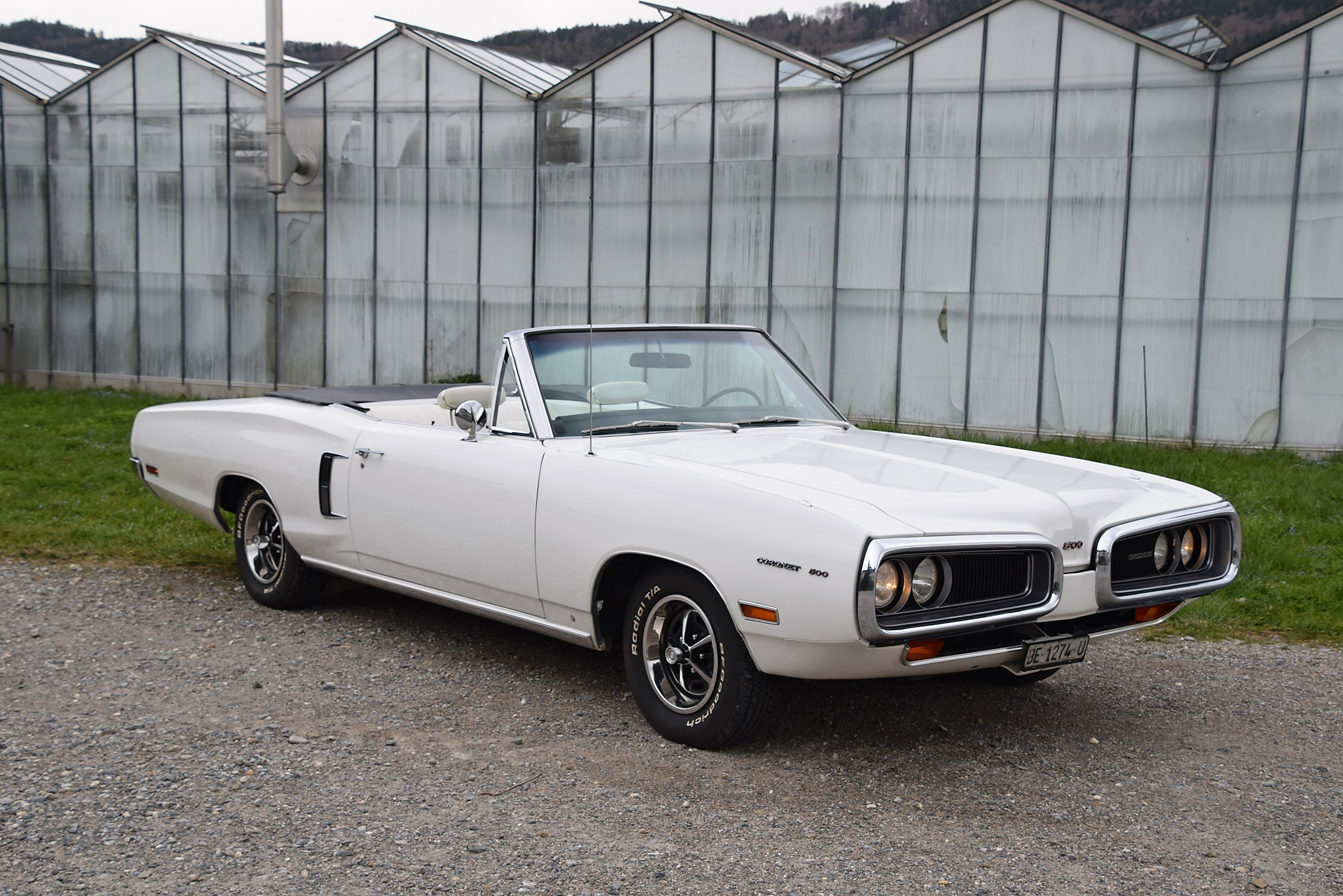 1970 Dodge Coronet 500 Convertible Cars Classic Wallpaper 2185x1458 950780 Wallpaperup