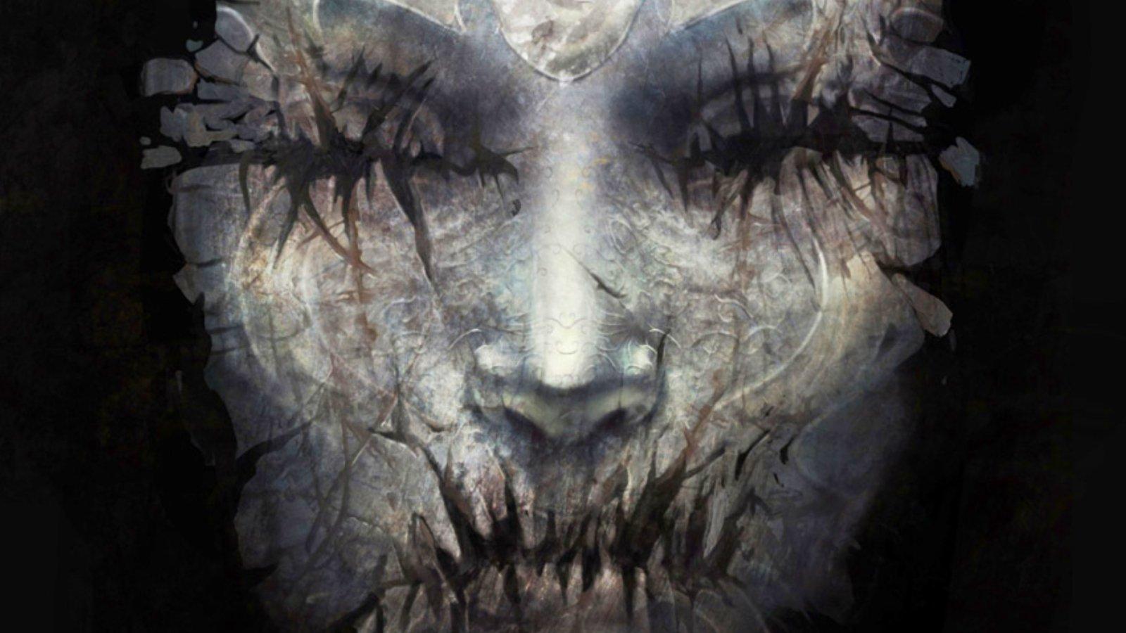 dark art artwork fantasy artistic original horror evil