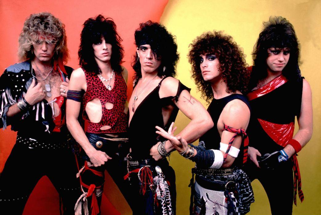HAIR METAL heavy glam hard rock poster ratt wallpaper