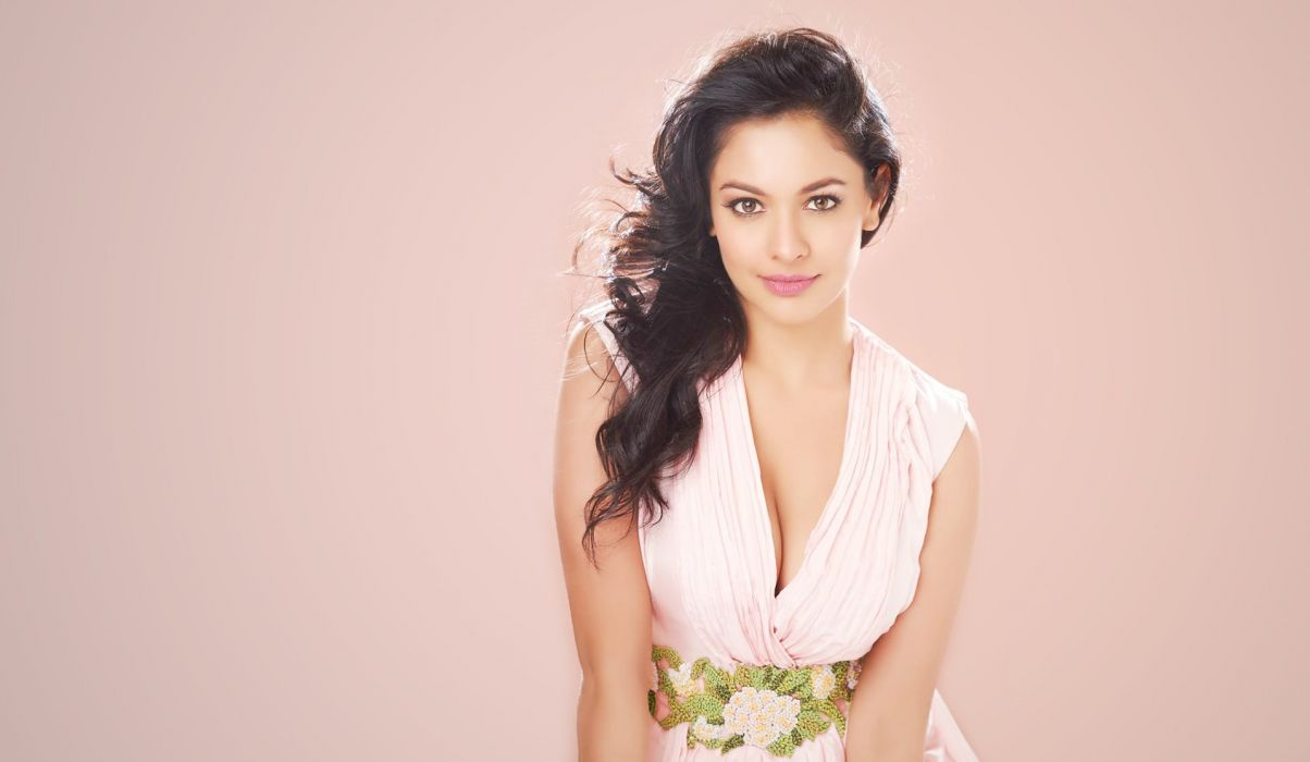 pooja kumar bollywood actress model girl beautiful brunette pretty cute beauty sexy hot pose face eyes hair lips smile figure indian  wallpaper