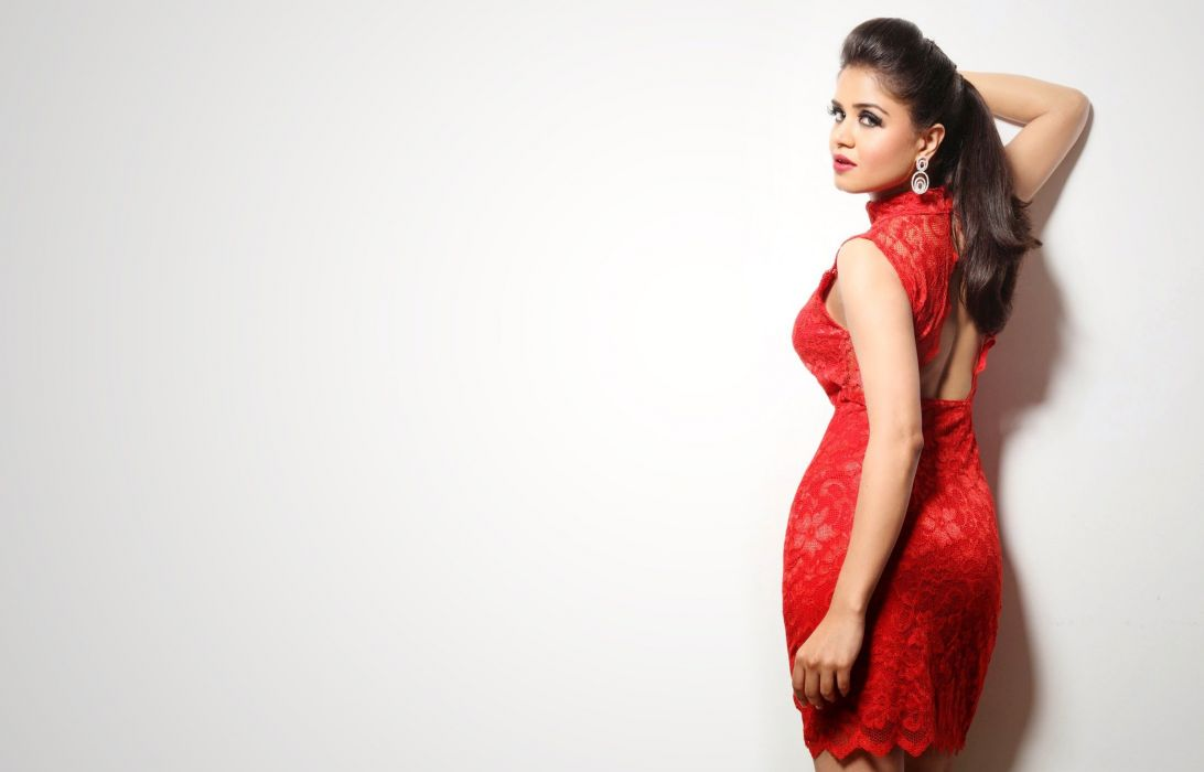 Ranjana Mishra bollywood actress model girl beautiful brunette pretty cute beauty sexy hot pose face eyes hair lips smile figure indian  wallpaper