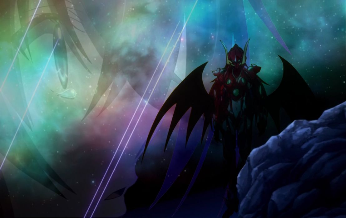 Rias Issei Bossted Gear Daemon Universe High School Dxd