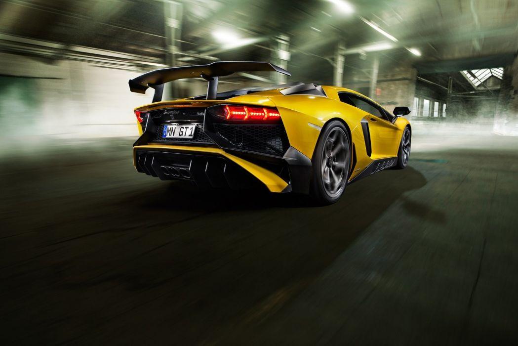 2016 Novitec Torado Lamborghini Aventador LP 750-4 Superveloce supercars cars modified wallpaper