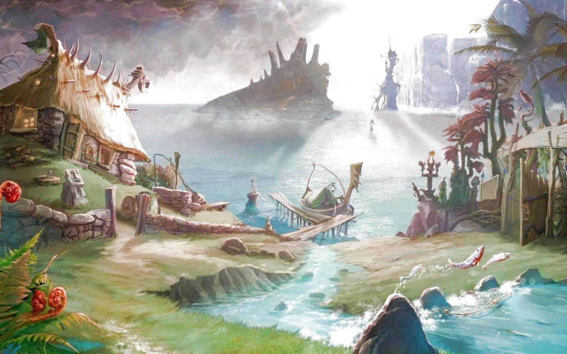 WITCHS PRANKS fantasy witch dark fantasy 1wprank adventure exploration wallpaper