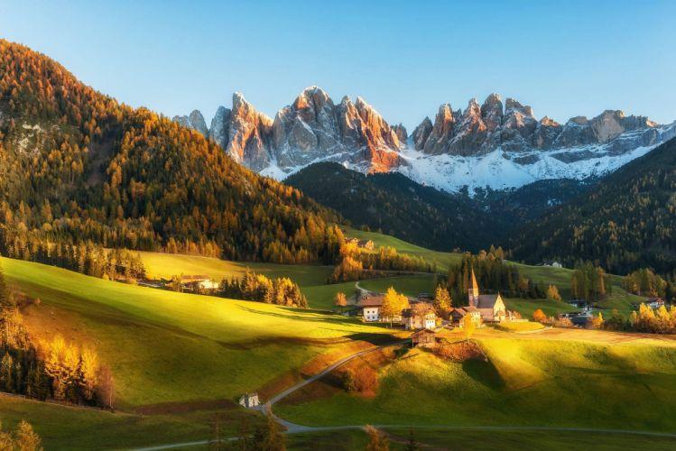 landscape nature beauty amazing mountain sky wallpaper