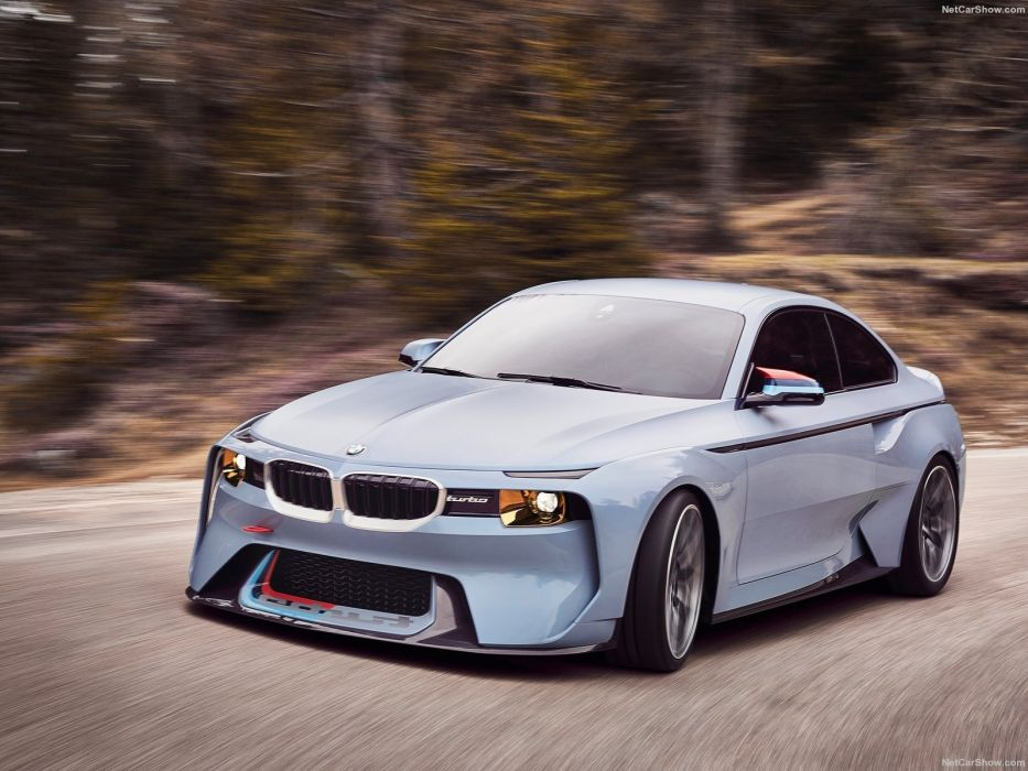BMW 2016 2002 Hommage Concept cars wallpaper