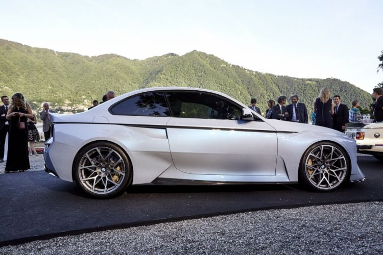 2002 2016 BMW cars Concept hommage wallpaper