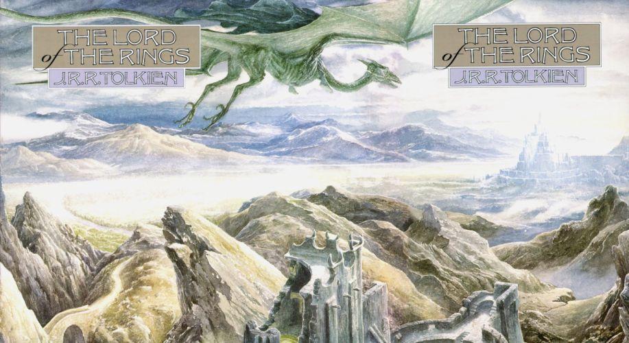 art artwork fantasy artistic original lord rings lotr wallpaper