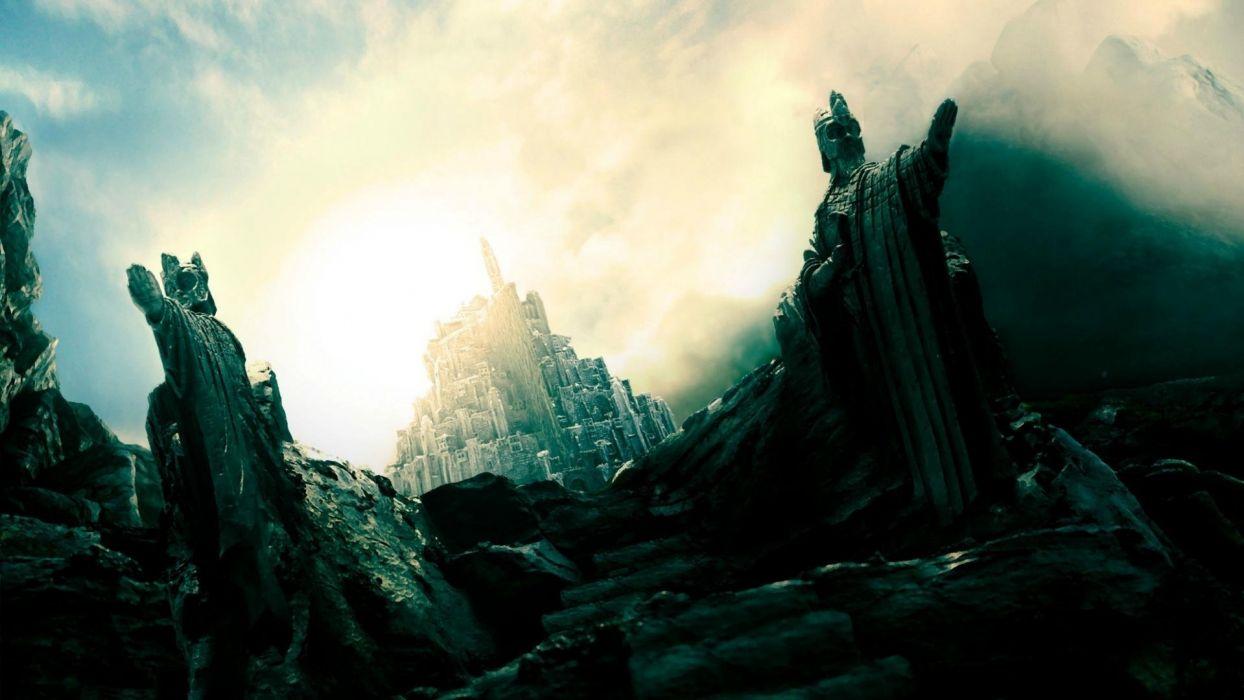 Art Artwork Fantasy Artistic Original Lord Rings Lotr