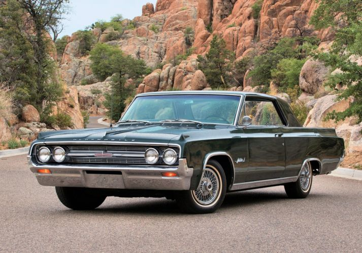 1964 Oldsmobile Jetstar I Sports Coupe cars classic wallpaper