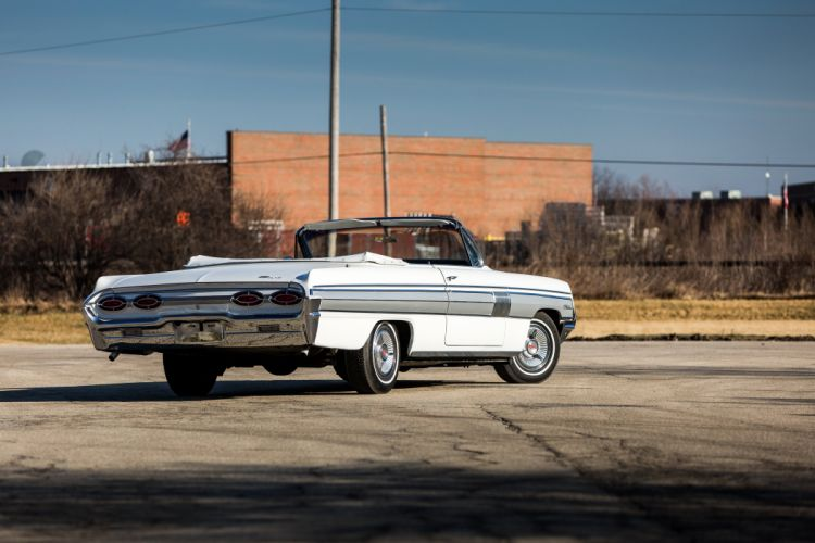 1962 Oldsmobile Starfire Convertible cars classic wallpaper