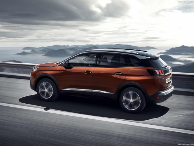 Peugeot 3008 cars suv 2016 wallpaper